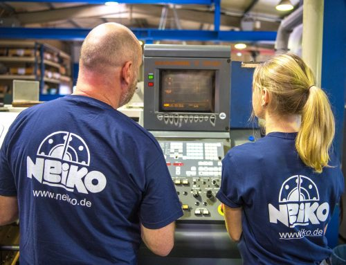Imagefilm der Firma Neiko