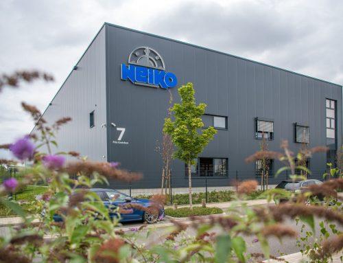 Neiko baut neue 1500 m² große Produktionshalle in Herten