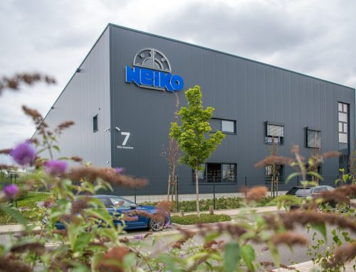 Neiko is building a new 1500 m² production hall in Herten